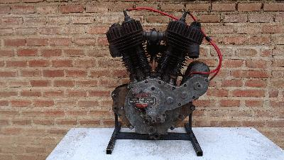 INDIAN POWERPLUS / INDIAN DAYTONA RACER / BOARD TRACK RACER  MOTOR  1000cc AÑO 1919