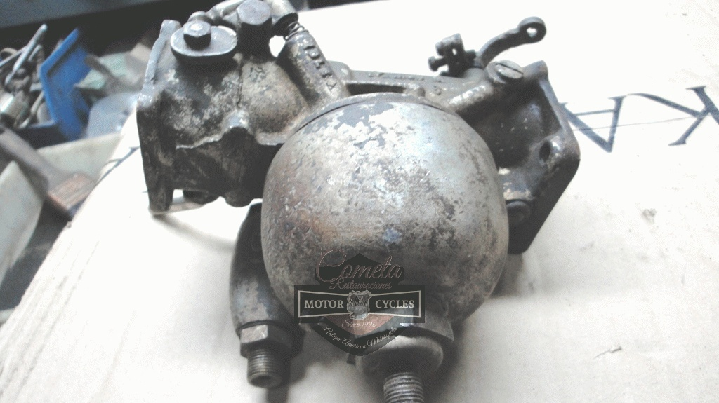 CARBURADOR LINKERT M641      1941-1942 Indian Sport Scout 45
