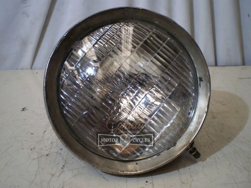 FARO SEALED BEAM MADE IN USA HARLEY DAVIDSON INDIAN AÑOS 30 / 40 !